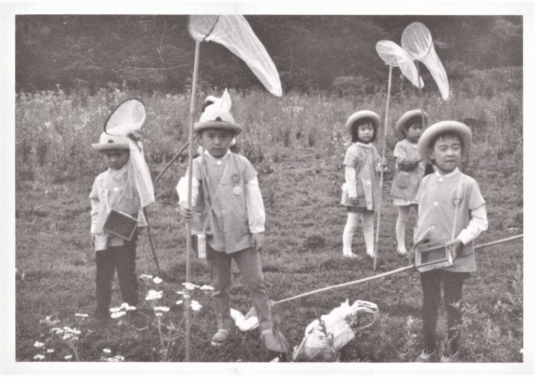 幼稚園のお泊り保育in軽井沢(1969年)